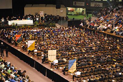 MSU  Preparing to Graduate