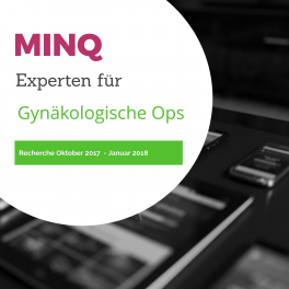 Gynäkologische Operationen