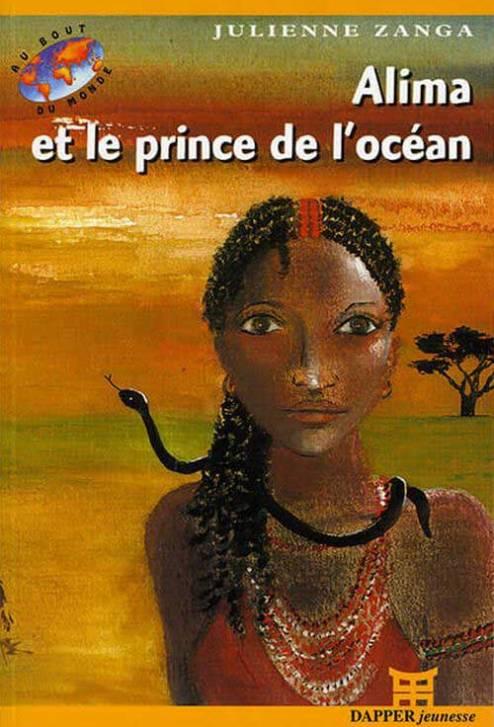Minsili Zanga Alima et le Prince de l'Océan, Prix du Roman Jeunesse Ile Maurice 2002