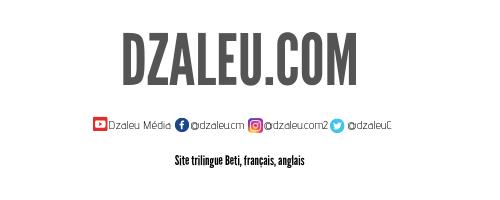 Dzaleu.com, site trilingue Ekang, français, anglais
