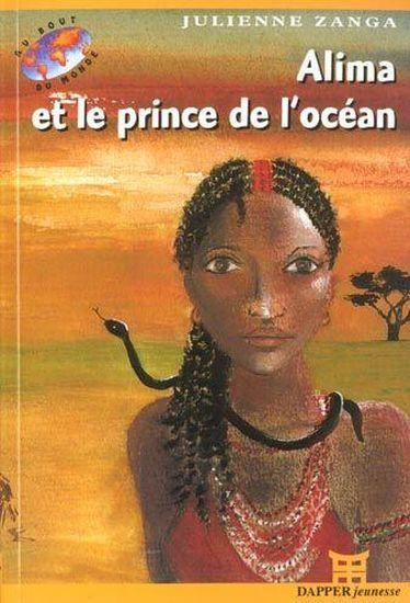 Minsili Zanga : Alima and the Prince of the Ocean received The Mauritius Novel's Prize for the Youth in 2002.
