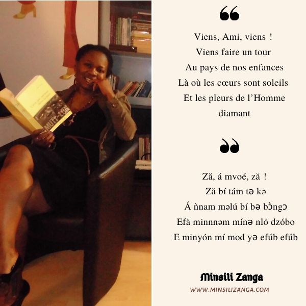 "Poesie ""Viens, Ami, Viens"" (Minsili Zanga)"