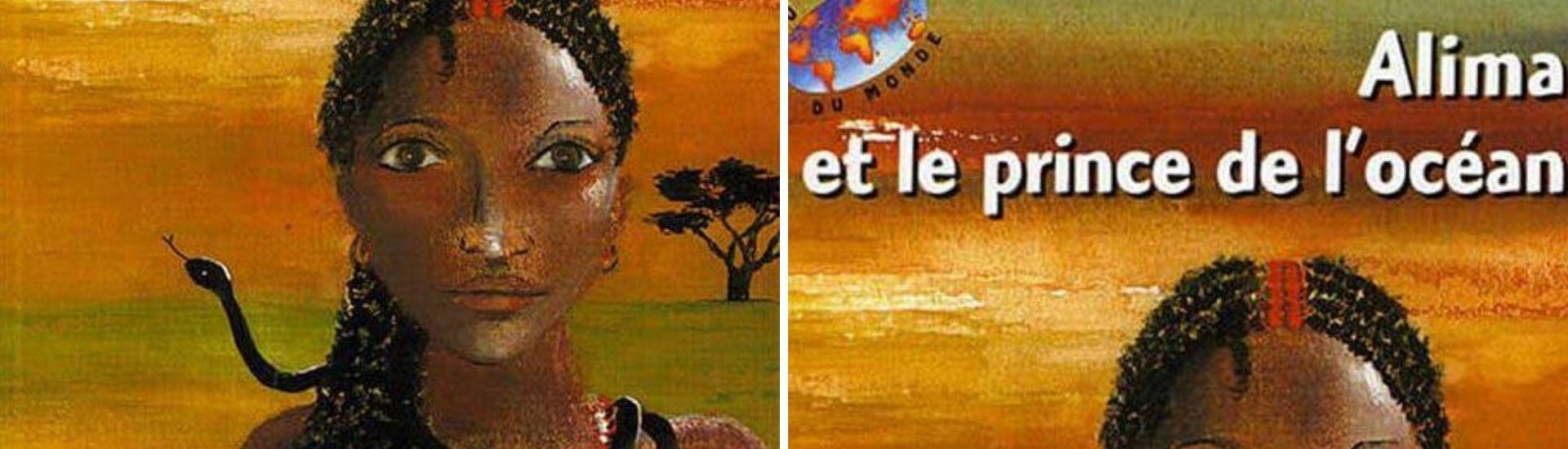 Alima et le Prince de l'Océan de Minsili Zanga, Prix du Roman Jeunesse Ile Maurice 2002