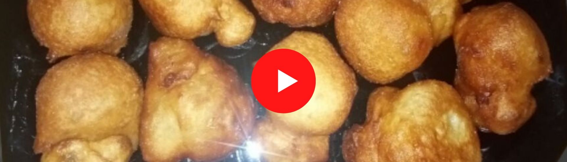 Mekali du Cameroun (beignets de farine)