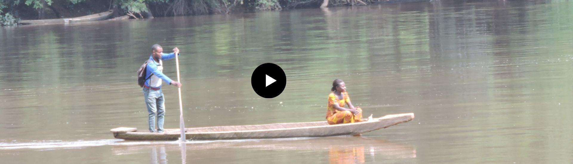 Sur les bords du fleuve Ngoko (part.4) - Minsili ZANGA