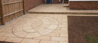 Oval Design | Patio Features Kits | Minster Paving