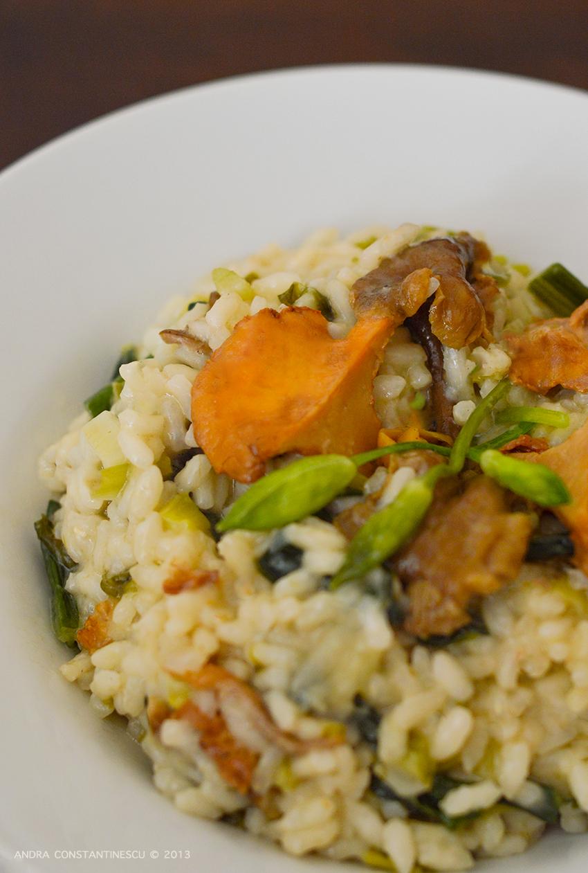 wild-garlic-and-mushroom-risotto