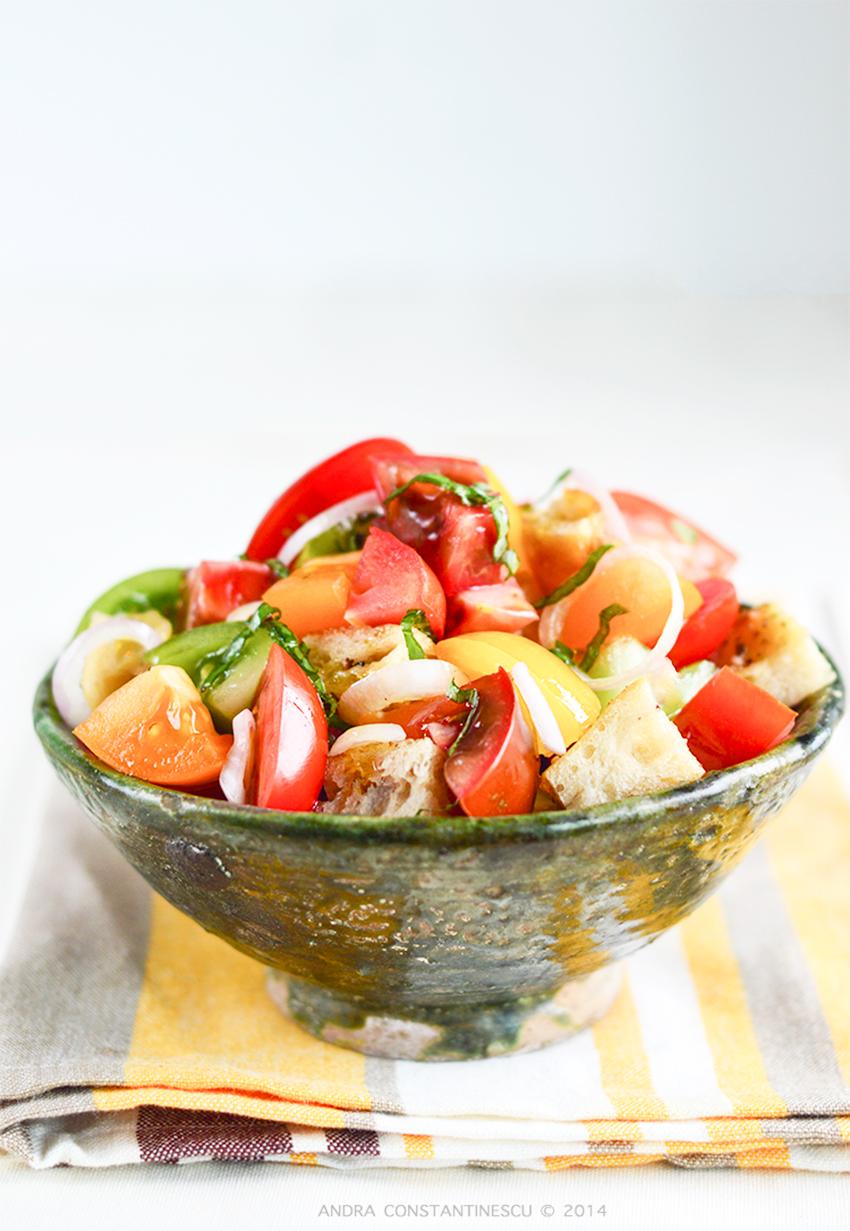 recipe-panzanella