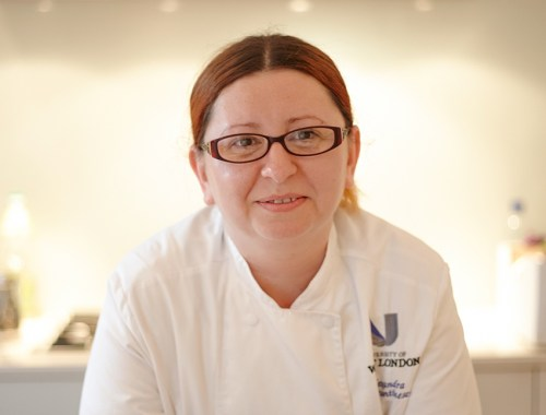 Low calorie fine dining by Chef Andra Constantinescu
