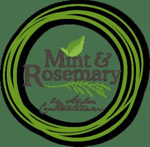 logo MINT & ROSEMARY