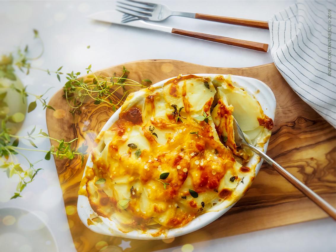 Easy Dauphinoise Potatoes Recipe