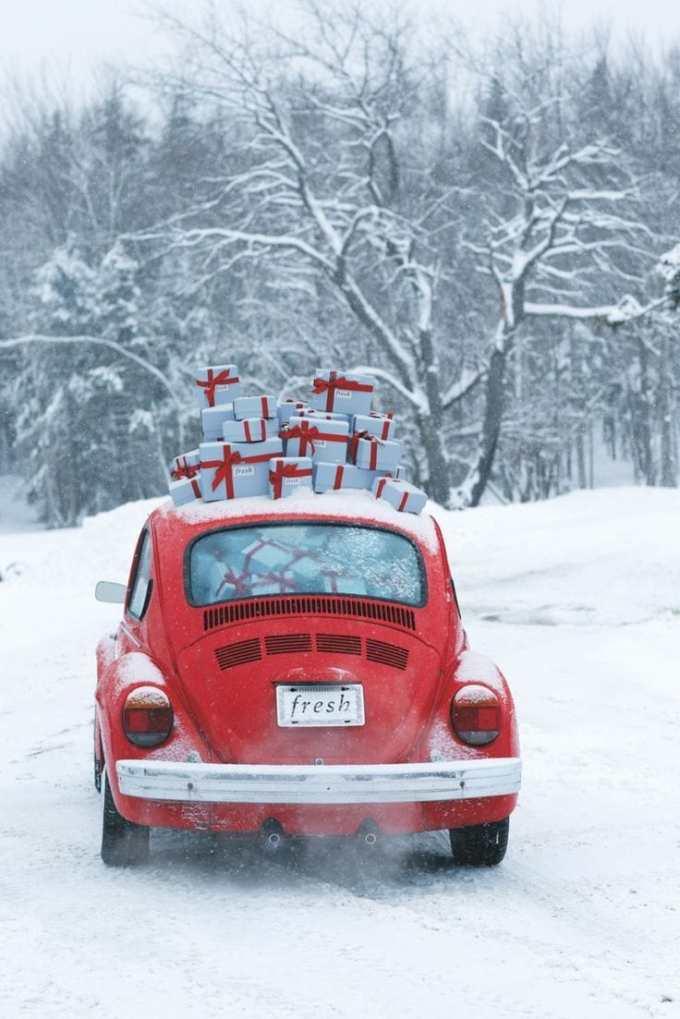 red-car-tiffany-box