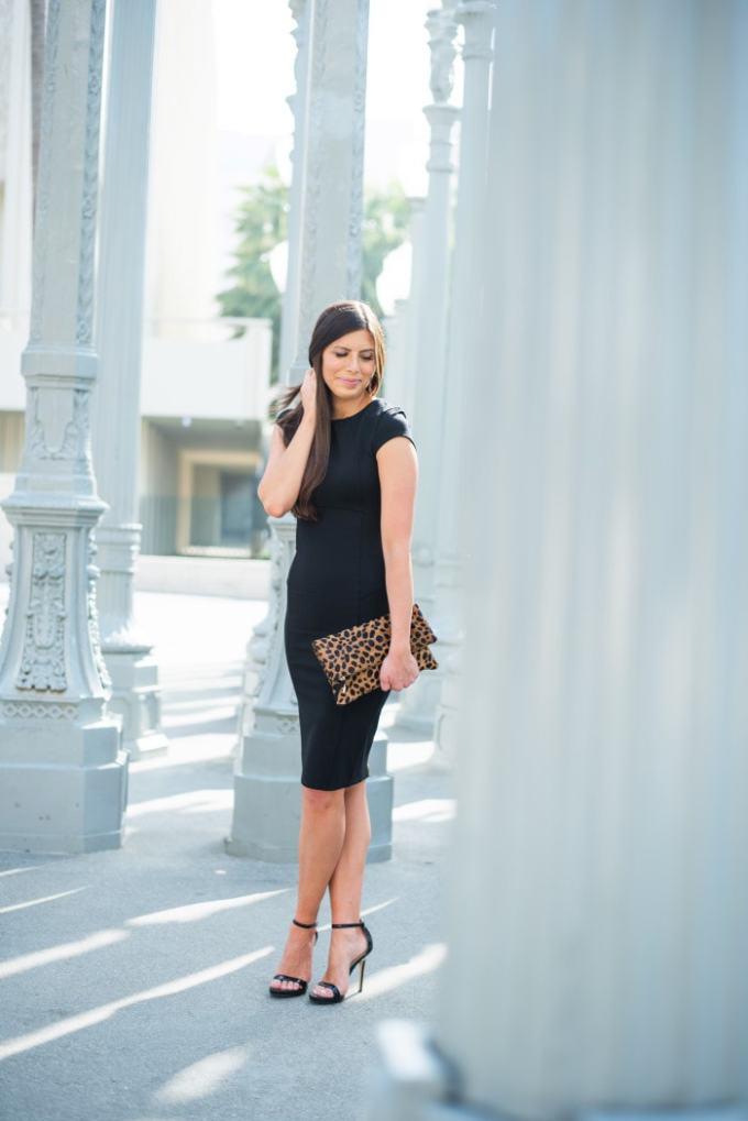 the perfect little black dress!