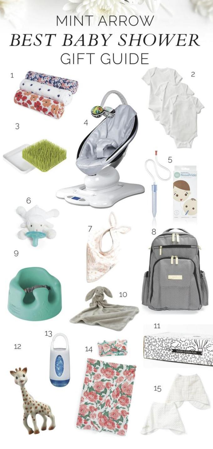 Top 15 Baby Shower Gifts To Give This Year