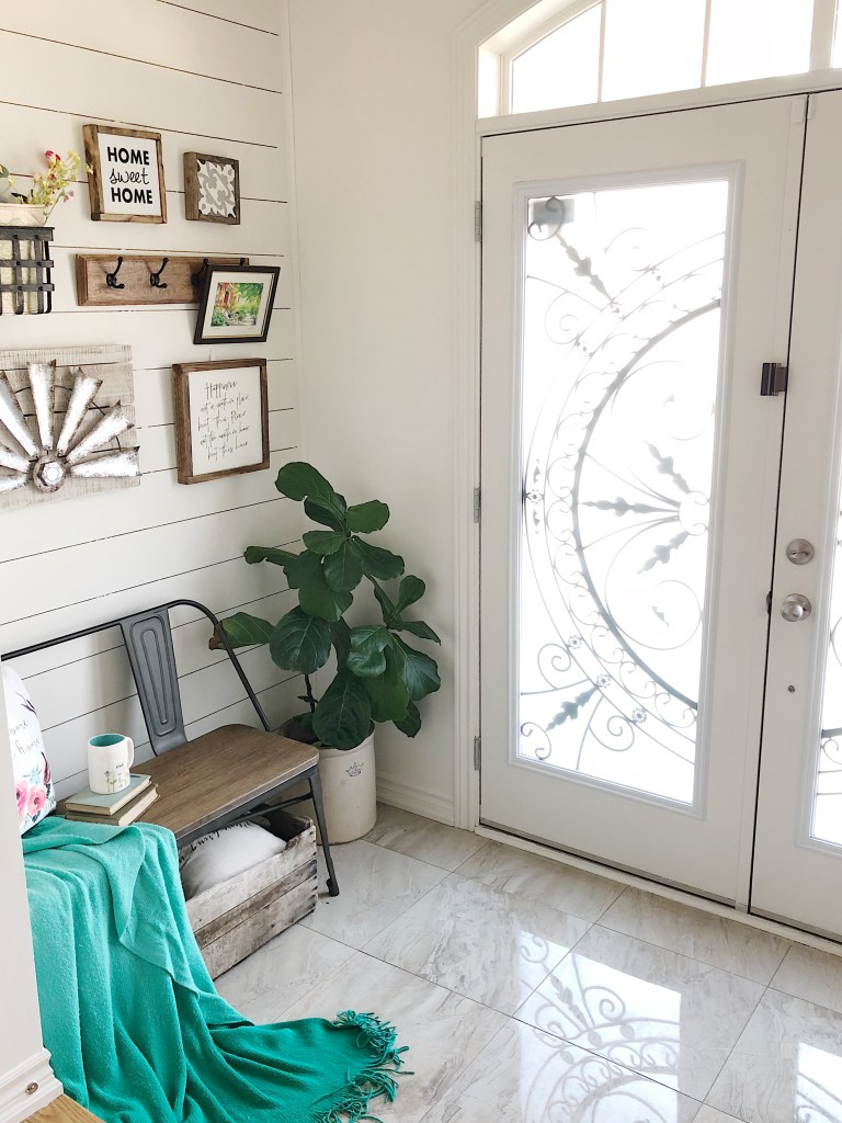 Canadian Bloggers Spring Home Tour - Mint Candy Designs