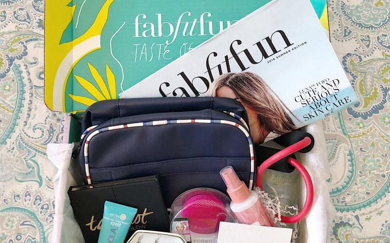 Fab Fit Fun – Summer Box