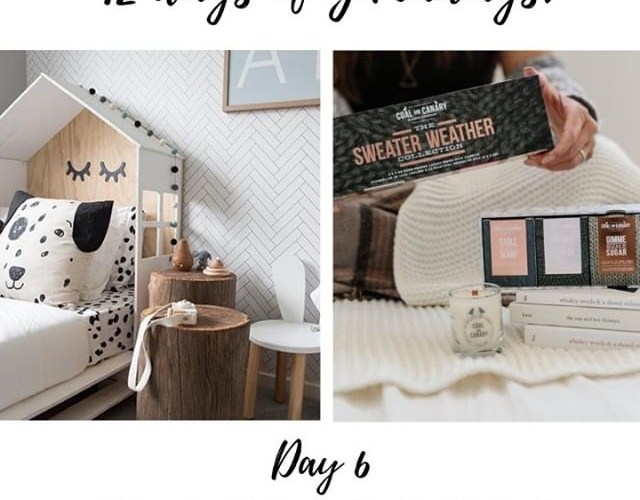 12 Days of Giveaways – Day 6!