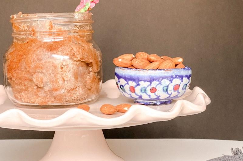 Cinnamon Honey Almond Butter with Sea Salt