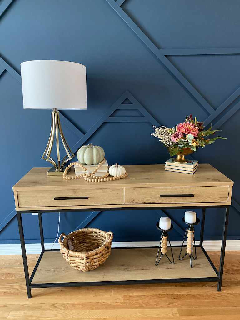 Brilliant Colors of Fall Home Tour - Mint Candy Designs