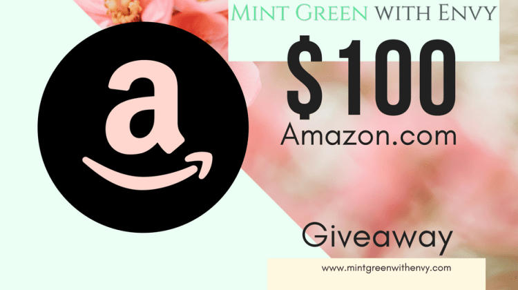 Copy of $100 Amazon.com Giveaway (1)