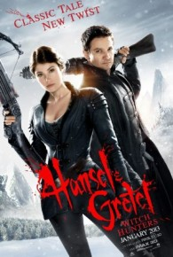 Watch Hansel & Gretel Witch Hunters (2013) Full Movie Online Free