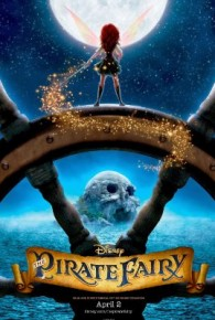 Watch The Pirate Fairy (2014) Full Movie Online Free