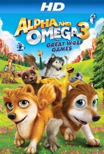 Alpha and Omega 3: The Great Wolf Games (2014)