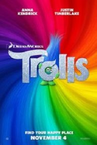 Watch Trolls (2016) Online