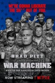 War Machine (2017) Full Movie Online Free