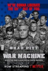 War Machine (2017) Full Movie Online Free