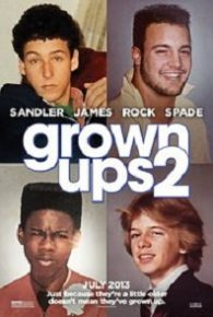 Grown Ups 2 (2013) Full Movie Online Free