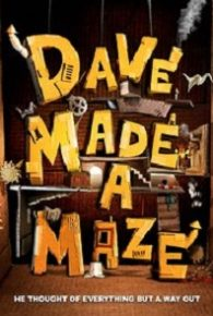 Dave Made a Maze (2017) Full Movie Online Free