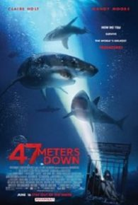 47 Meters Down (2017) Full Movie Online Free