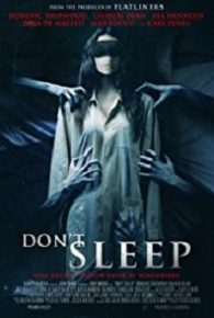Don't Sleep (2017) Full Movie Online Free