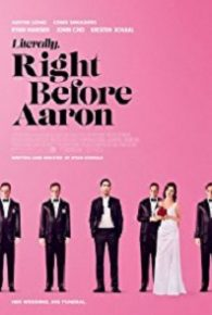 Literally, Right Before Aaron (2017) Full Movie Online Free