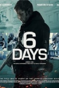 6 Days (2017) Full Movie Online Free