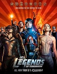 Legends of Tomorrow Season 03
