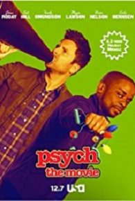 Watch Psych: The Movie (2017) Full Movie Online Free
