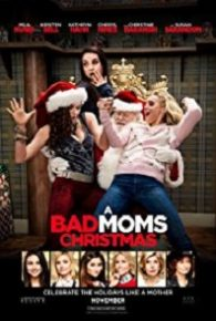 Watch A Bad Moms Christmas (2017) Full Movie Online Free