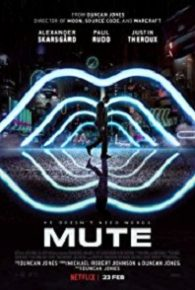 Watch Mute (2018) Full Movie Online Free