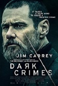 Dark Crimes (2016) Watch Full Movie Online Free