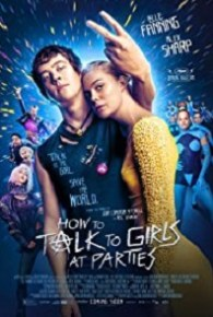 How to Talk to Girls at Parties (2017) Watch Full Movie Online Free