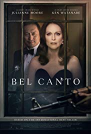 Watch Bel Canto (2018) Full Movie Online Free