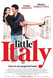 Watch Little Italy (2018) Full Movie Online Free