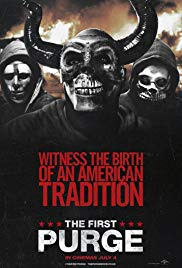 Watch The First Purge (2018) Full Movie Online Free