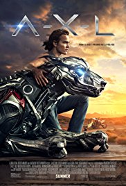 Watch A-X-L (2018) Full Movie Online Free