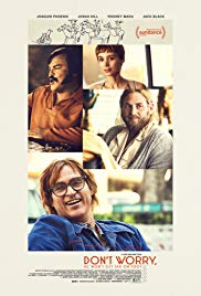 Watch Don't Worry, He Won't Get Far on Foot (2018) Full Movie Online Free