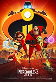 Watch Incredibles 2 (2018) Full Movie Online Free