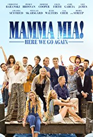 Watch Mamma Mia! Here We Go Again (2018) Full Movie Online Free