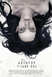 Watch The Autopsy of Jane Doe (2016) Full Movie Online Free